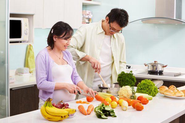 بهترین تغذیه دوران بارداری